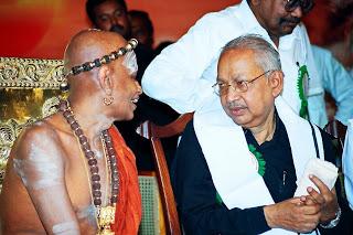 Madurai Adheenam with Viramani DK