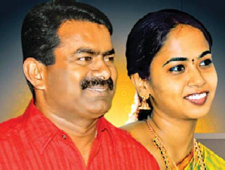 Seeman-Kayalvizhi-Dinamani-marriage-declaration