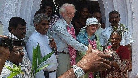 கால்டுவெல் 200 வருட விழா 2014.குடும்பத்தார் வந்தனர்